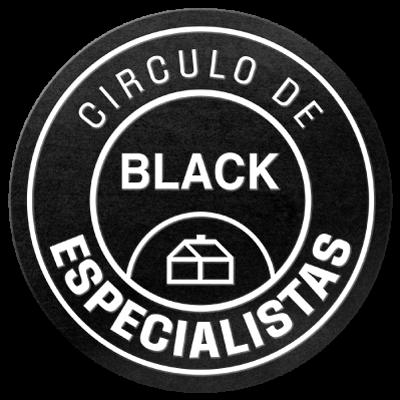socio black medal